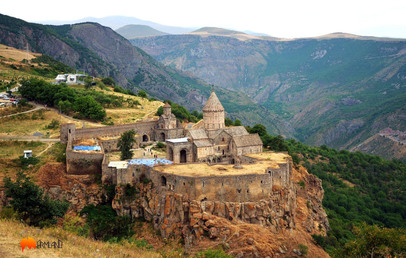 Monastery Tatev