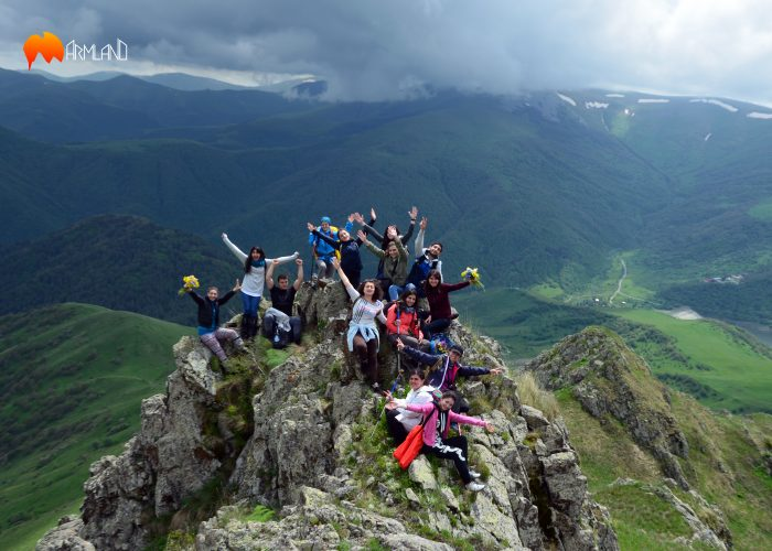 Hiking tours in Armenia