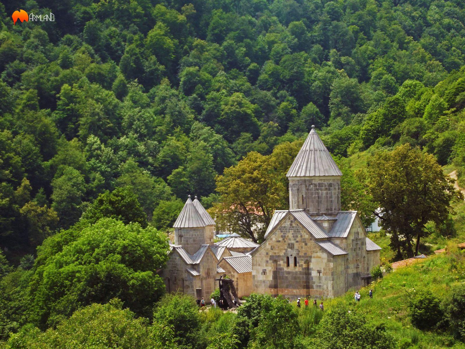 Armenian monasteries