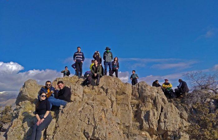 Mountain Tezhkar