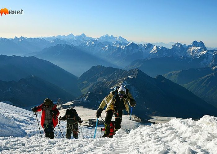 voskhojdenie na Elbrus
